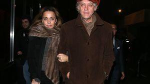 """Heimlich geheiratet: Bob Geldof hat """"Ja"""" gesagt!"""