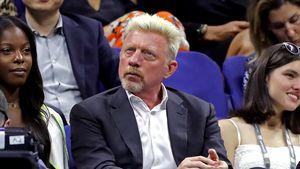 Nicht Layla: Boris Becker mit unbekannter Frau bei US Open
