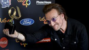 Vom Rocker zum Imker: Bono will eigene Bienen züchten!