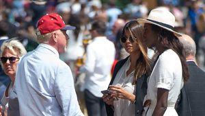 Nach Turtel-Gerüchten: Boris Becker und Layla in Wimbledon