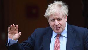Boris Johnson liegt nicht mehr auf der Intensivstation