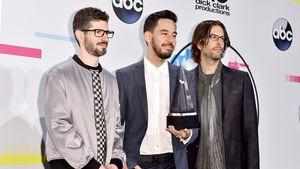 Ohne Chester Bennington: Linkin Park rührt mit Rede bei AMAs