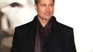 "Brad Pitt bei der ""Allied""-Premiere in London"