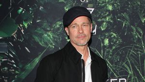 "Schauspieler Brad Pitt bei der Premiere von ""The Lost City Of Z"" in Los Angeles"