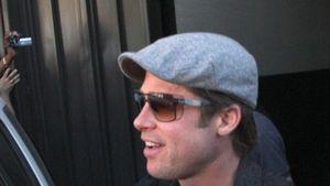 Brad Pitt: Gemüse ist mein Fleisch!