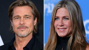So lief Golden-Globes-Treffen von Brad Pitt & Jen Aniston ab