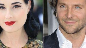 Dita Von Teese: Eiskalte Abfuhr von Bradley Cooper