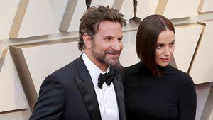 Nach einem Jahr Trennung: Bradley Cooper umarmt Ex Irina