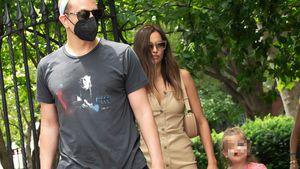 Bradley Cooper und Ex Irina Shayk mit Tochter Lea unterwegs