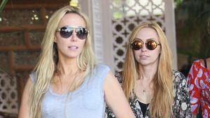 Schwester Brandi Cyrus sieht aus wie Miley früher