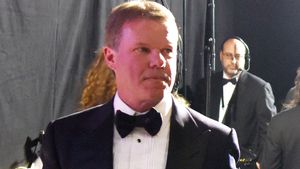 Brian Cullinan bei den Oscars 2017