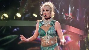 """Britney Spears bei ihrer """"Piece Of Me""""-Show in Las Vegas"""