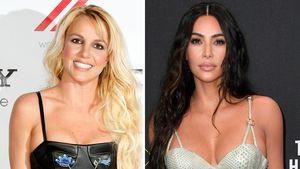 Vormundschaft: Britney-Fans hätten gern Kim K. als Anwältin