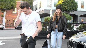 Nach Paar-Debüt: Brooklyn Beckham & Freundin shoppen Schmuck