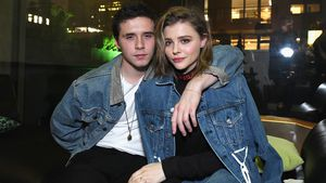 Fauxpas bei Mamas Show: Brooklyn Beckham in Papas T-Shirt!