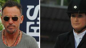 Bruce Springsteen und Jessica Springsteen