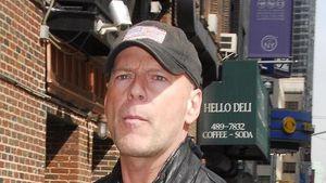 Bruce Willis: Wutausbruch vor heulender Kellnerin!