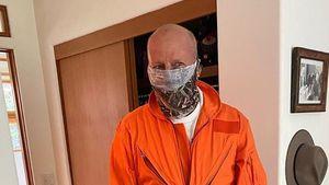 """Bruce Willis schlüpft in sein legendäres """"Armageddon""""-Outfit"""