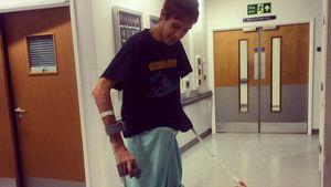 Nach Horror-Crash: Bryan Ferrys Sohn erholt sich!