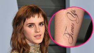 Tattoo-Fail bei Oscars: So reagiert Emma Watson auf Fehler!