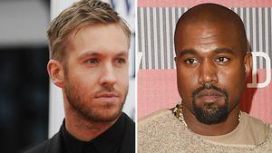 DJ Calvin Harris & Rapper Kanye West