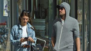Seltene Fotos: Leo DiCaprio unterwegs mit Freundin Camila