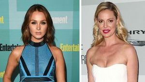 Katherine Heigl und Camilla Luddington