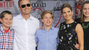 Candace Cameron Bure und ihre Familie