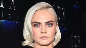 Cara Delevingne auf der CinemaCon 2017 in Las Vegas