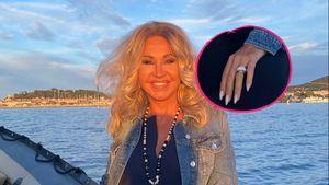 Fans sind verwirrt: Carmen Geiss zeigt sich mit XXL-Fingern