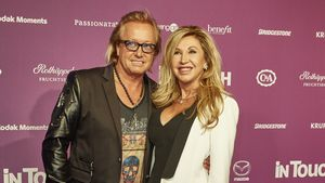 Carmen und Robert Geiss beim Intouch Award