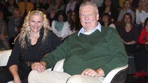 Carmen und Tamme Hanken bei Markus Lanz im Oktober 2015