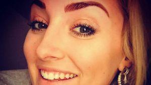 Augenbrauen-Tattoo! Bachelor-Caro trägt Permanent Make-up