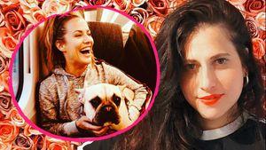 Rührend: Caroline Flacks (†) BFF kümmert sich um ihren Hund