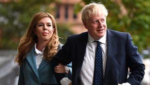 Brexit-Politiker Boris Johnson heiratet und wird wieder Papa