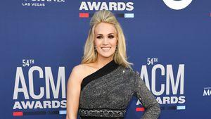 Zweifach-Mama Carrie Underwood wollte früher keine Kinder