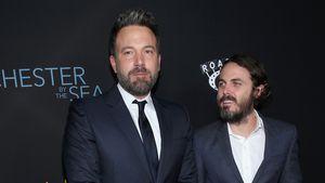 Casey Affleck auf Oscar-Kurs: So unterstützt ihn Bruder Ben