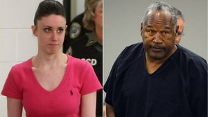 Casey Anthony und O.J. Simpson