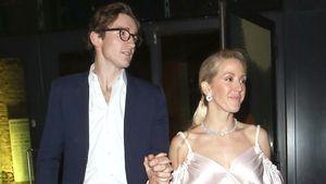 Hand in Hand: Ellie Goulding und Caspar turteln durch London