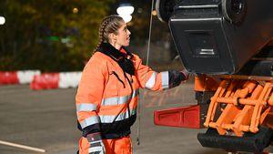 """Nach """"Schlag den Star"""": Cathy würde gerne Müllwagen fahren!"""