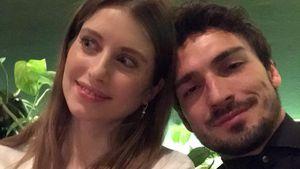 Zum V-Day: Cathy & Mats Hummels genießen Baby-Auszeit