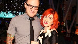 Hayley Williams und Chad Gilbert