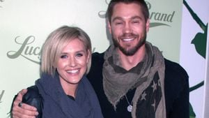 Chad Michael Murray und Nicky Whelan