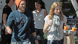 Just Married! Chad Michael Murray unter der Haube