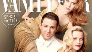 Charmanter Coverboy: Channing Tatum hat gut lachen