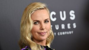 Charlize Theron bei der CinemaCon in Las Vegas 2017