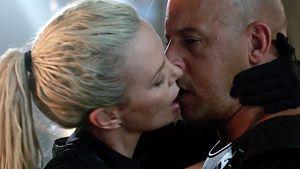 """Filmkuss mit Charlize Theron: Vin Diesel fand's """"ganz okay""""!"""