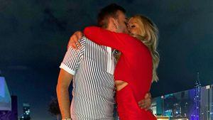 """Nach Trennung: """"Geordie Shore""""-Charlotte knutscht neuen Mann"""