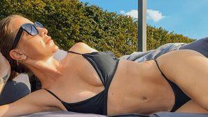 Nach Ehe-Aus: Charlotte Würdig rekelt sich sexy im Bikini