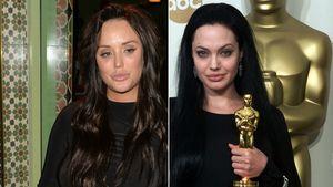"""Angelina-Kopie? """"Geordie""""-Girl Charlotte sieht aus wie Jolie"""